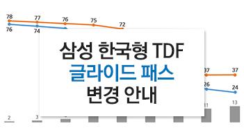 {focus_keyword} 삼성 한국형 TDF 글라이드 패스 변경 안내  썸네일-1-1           1 1