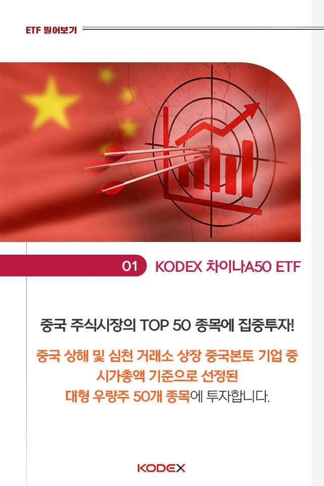 중국 투자? kodex 차이나 etf 시리즈로 손쉽게 시작하자! 중국 투자? KODEX 차이나 ETF 시리즈로 손쉽게 시작하자!  3p-2 3p 2