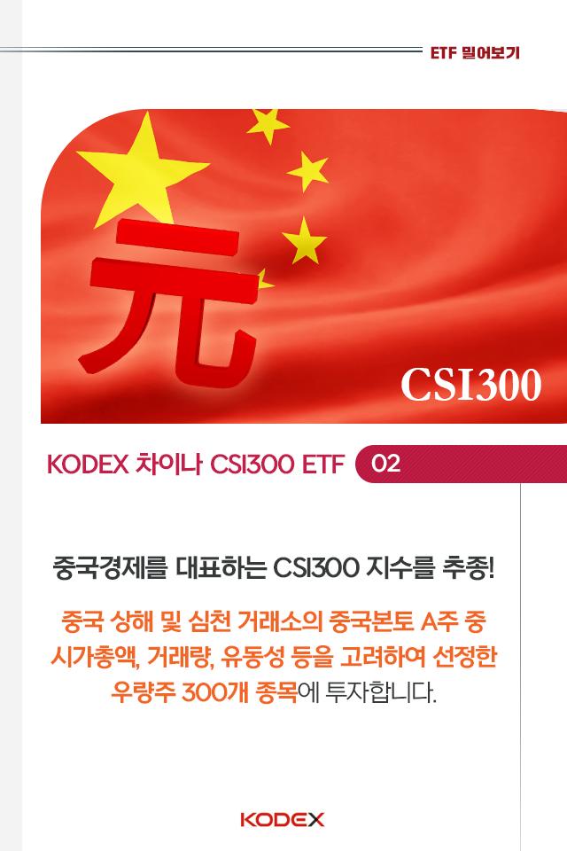 중국 투자? kodex 차이나 etf 시리즈로 손쉽게 시작하자! 중국 투자? KODEX 차이나 ETF 시리즈로 손쉽게 시작하자!  4p-1 4p 1